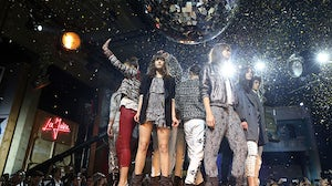 Isabel Marant for H&M launch | Source: H&M