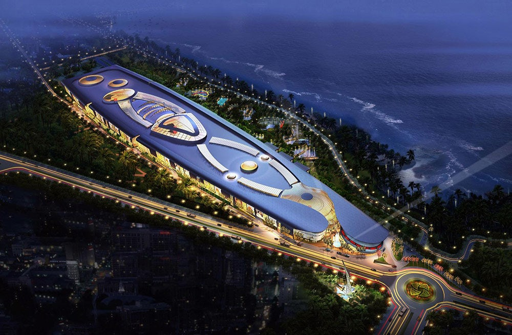 A rendering of the Morocco Mall in Casablanca   Source: Aksal Group