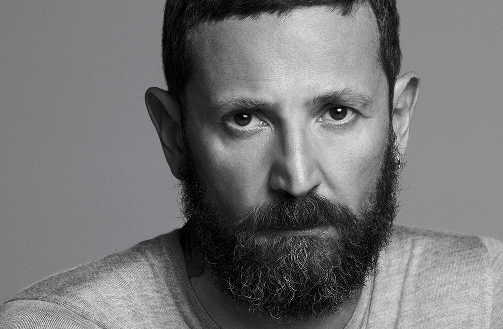 Stefano Pilati | Photo: Inez and Vinoodh
