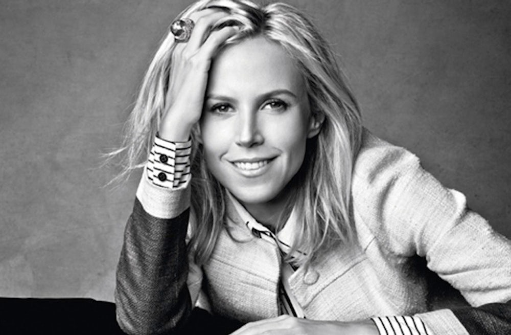 Tory Burch | Photo: Patrick Demarchelier