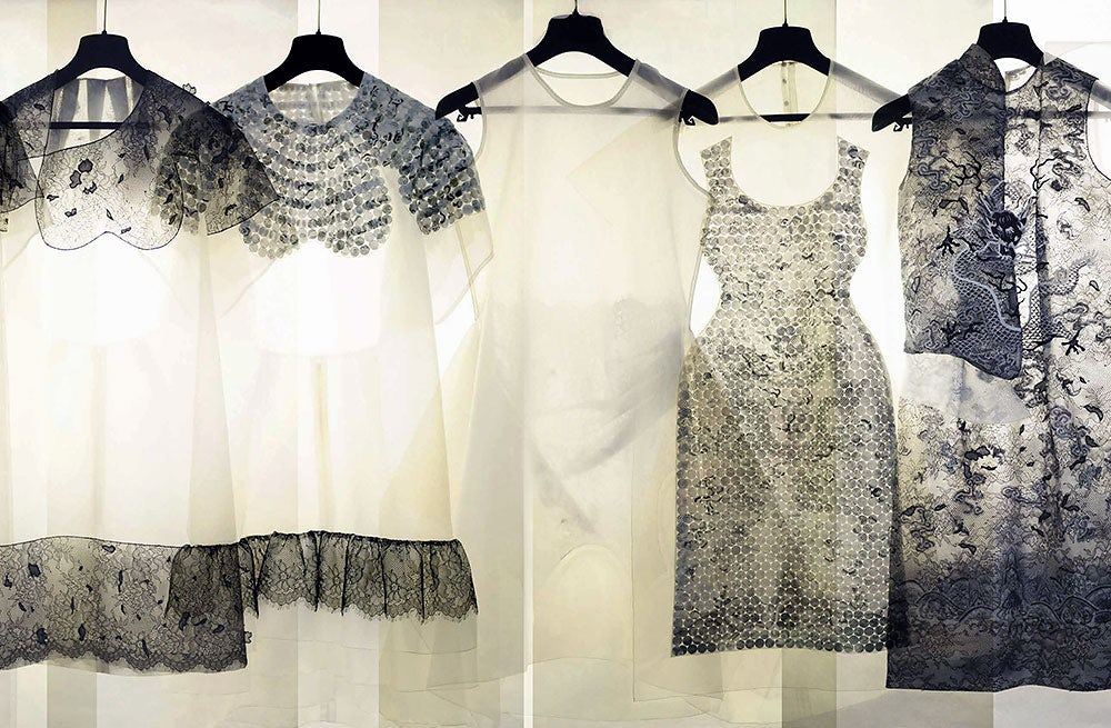 Dresses by Chinese designer Huishan Zhang | Source: Huishan Zhang