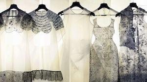 Dresses by Chinese designer Huishan Zhang   Source: Huishan Zhang