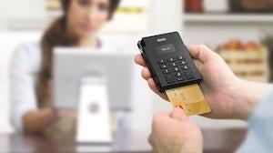 iZettle's payment platform in action | Source: iZettle