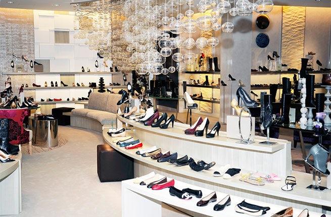 Manolo Blahnik Women's Wingtips Seen Curbing Shoe Slump