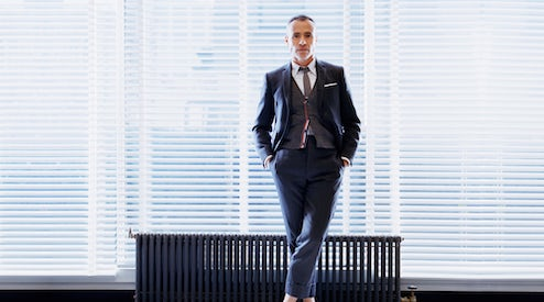 c121f01137 Thom Browne Says Stay True to Yourself | First Person, People | BoF