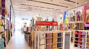 Uniqlo store in Tokyo, Japan | Source: Shutterstock