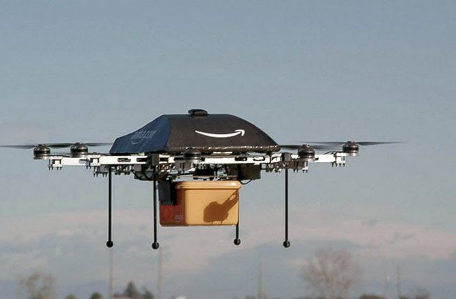 EBay CEO John Donahoe Calls Product Delivery by Drones a Fantasy