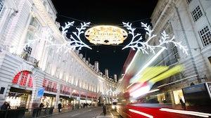 Regent Street, London   Source: Shutterstock
