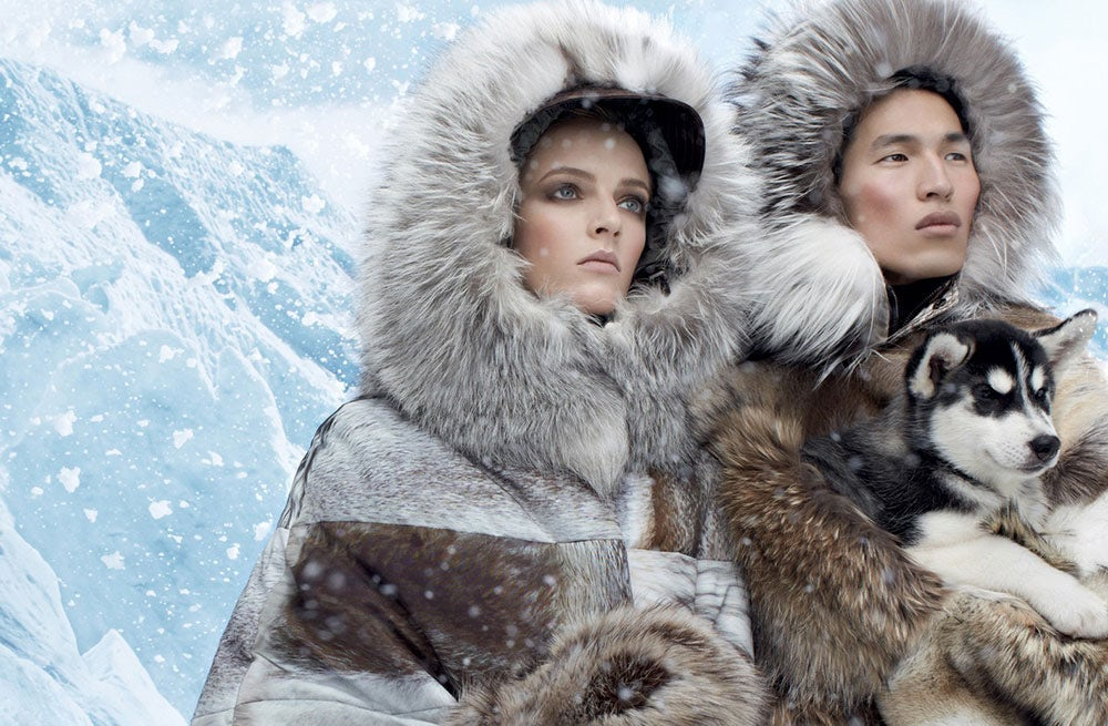 Moncler Gamme Rouge campaign | Source: Moncler