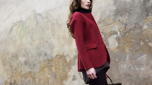 Harris Wharf Womenswear Autumn/Winter 2013 | Source: Harris Wharf