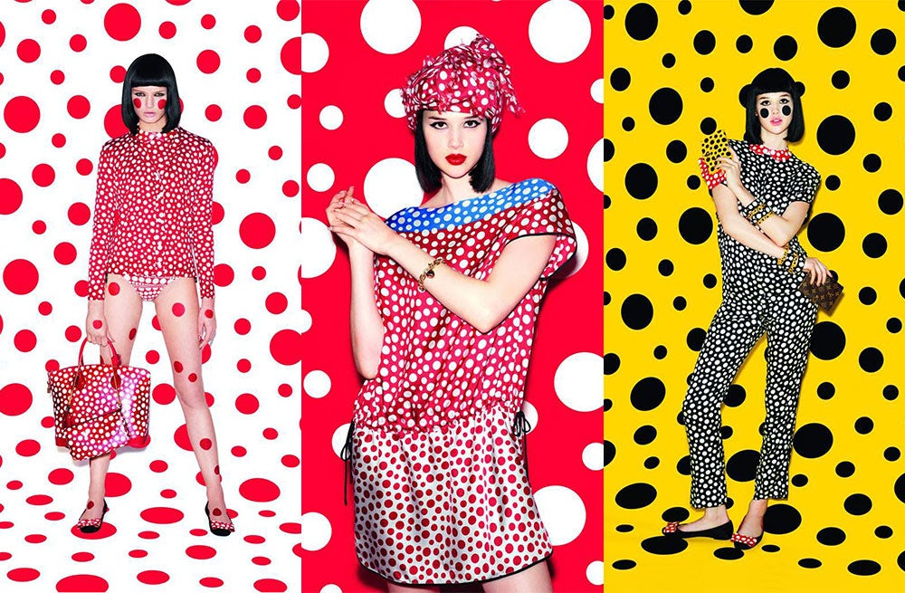 Yayoi Kusama Louis Vuitton | Source: Louis Vuitton