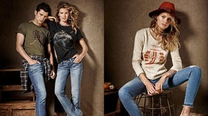Lucky Brand Jeans Autumn/Winter 2013 | Source: Lucky Brand Jeans