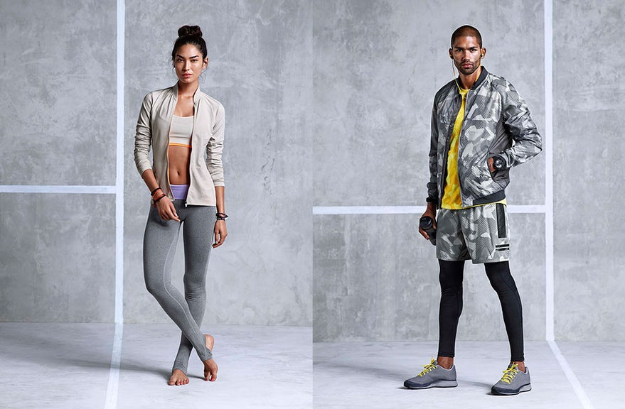 for the activewear market there�s no way but up
