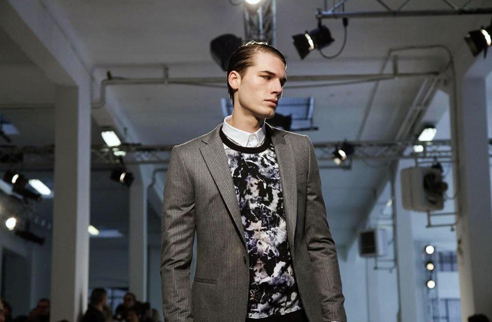 MSGM Menswear Autumn/Winter 2014 | Source: NowFashion