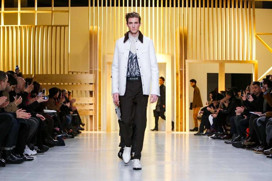 Phillip Lim Menswear Autumn/Winter 2014, Paris | Source: Nowfashion