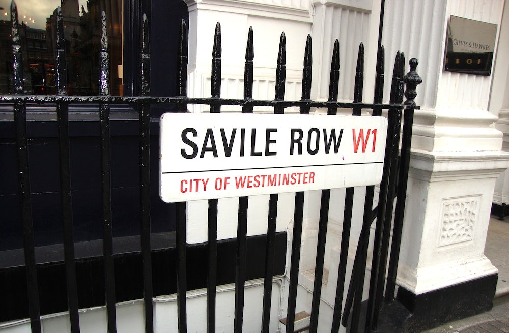 Savile Row | Source: Flickr