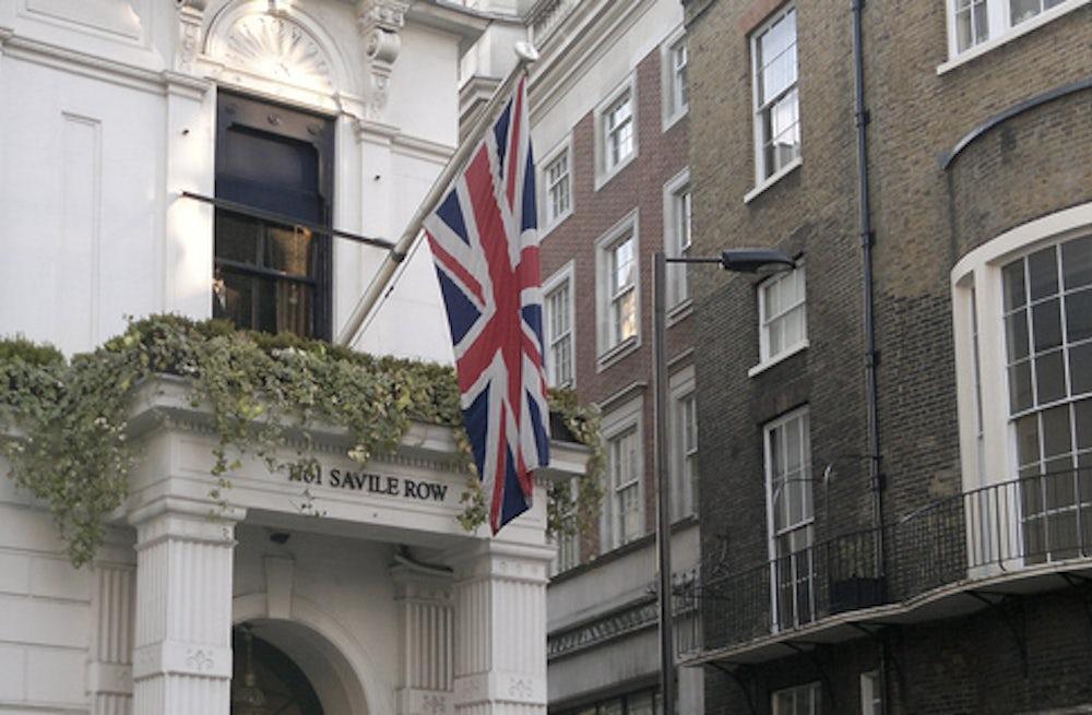 No.1 Savile Row | Source: Flickr