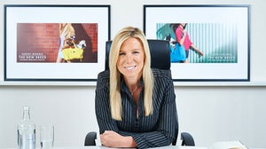 Stacey Cartwright, Harvey Nichols' CEO | Source: Vogue UK