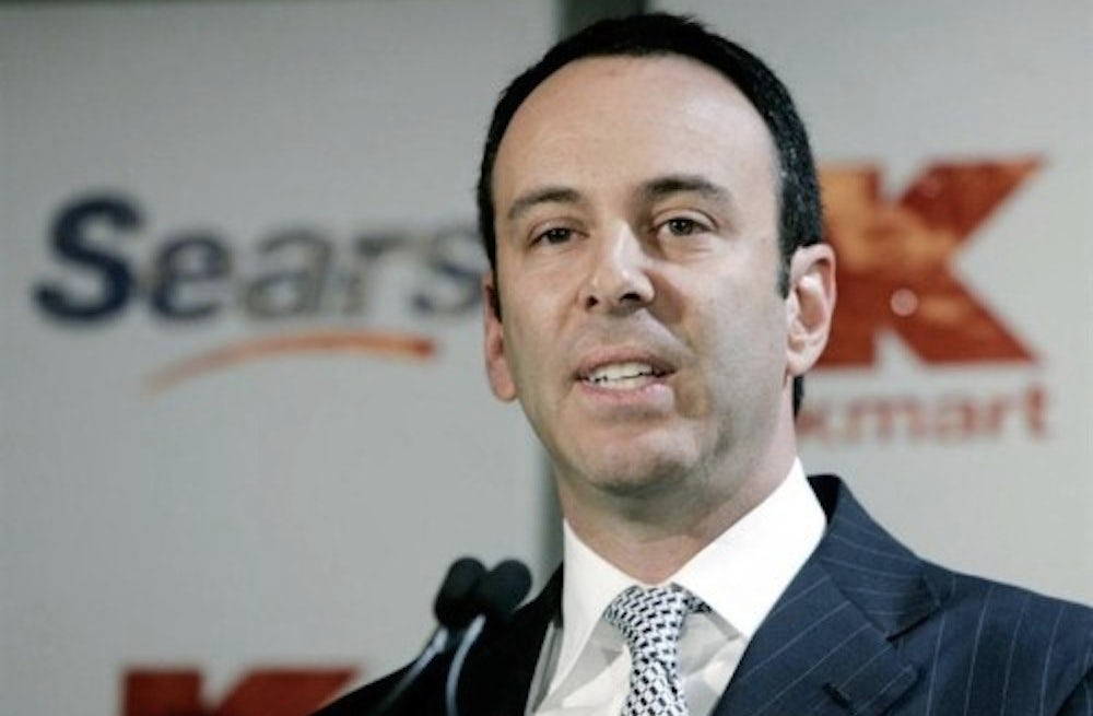 Sears' chief executive Edward Lampert | Source: Reuters