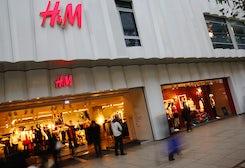 H&M | Source: Reuters