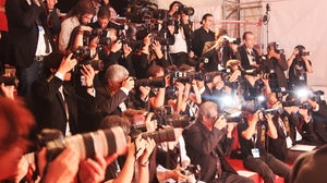 Photographers at work on the Red Carpet | Source: Shutterstock