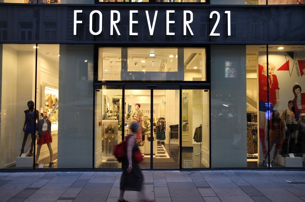 Forever 21 store in Vienna | Source: Shutterstock