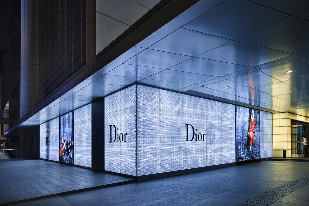 Dior store in Beijing | Source: Shutterstock