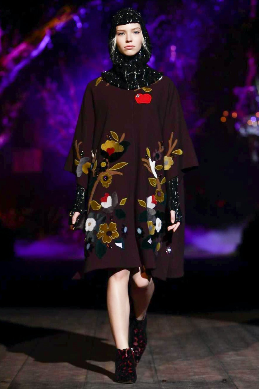 'Once upon a time… in Sicily,' a Luxury Fairytale at Dolce & Gabbana