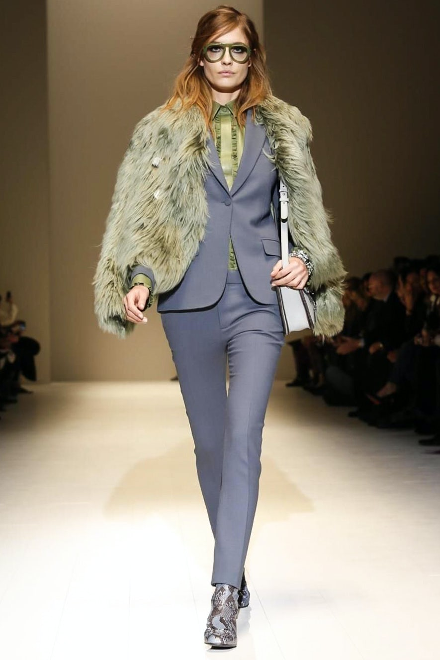 Modern Mod at Gucci