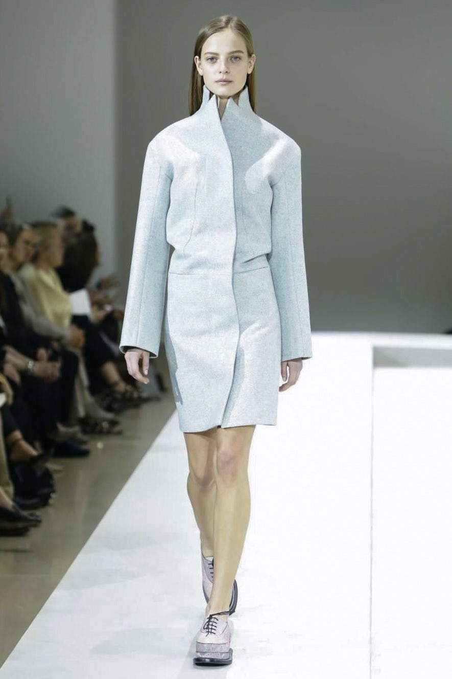 Jil Sander Fails to Rock Boat, But Will Please Fans