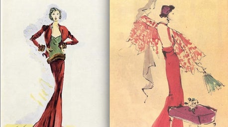 Colin S Column Could Illustration Offer An Antidote To Fashion Banality Opinion Colin S Column Bof