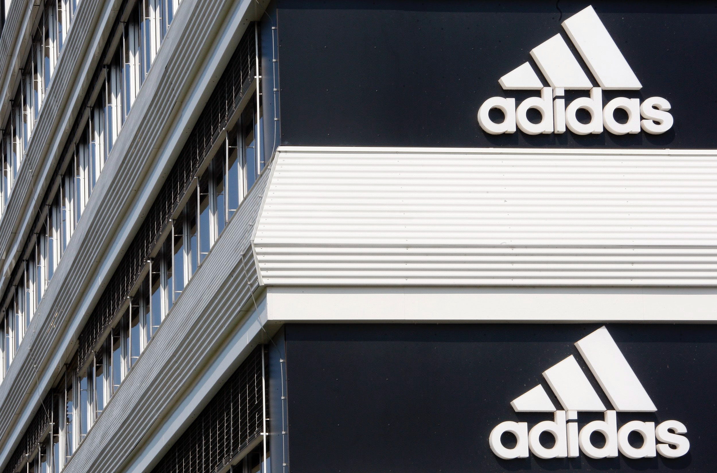 Adidas store   Source: Reuters