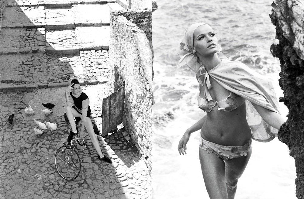 Images of Veruschka by Johnny Moncada | Source: Courtesy Rizzoli