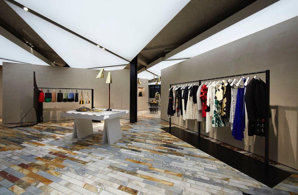 Inside Céline's new Mount Street store   Source: Céline