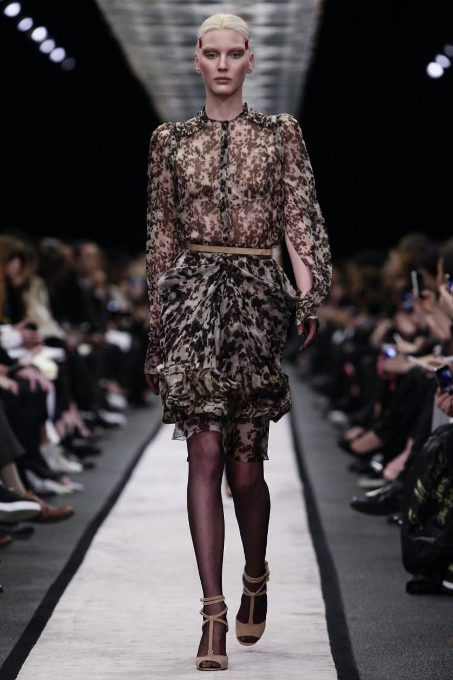 Givenchy Autumn/Winter 2014   Source: Nowfashion.com