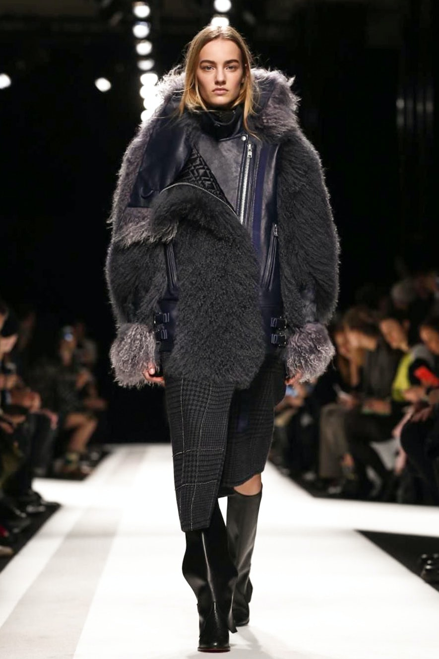 Sacai Autumn/Winter 2014 | Source: Nowfashion.com