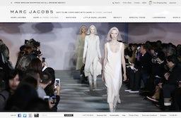 Marc Jacobs website | Source: Marc Jacobs