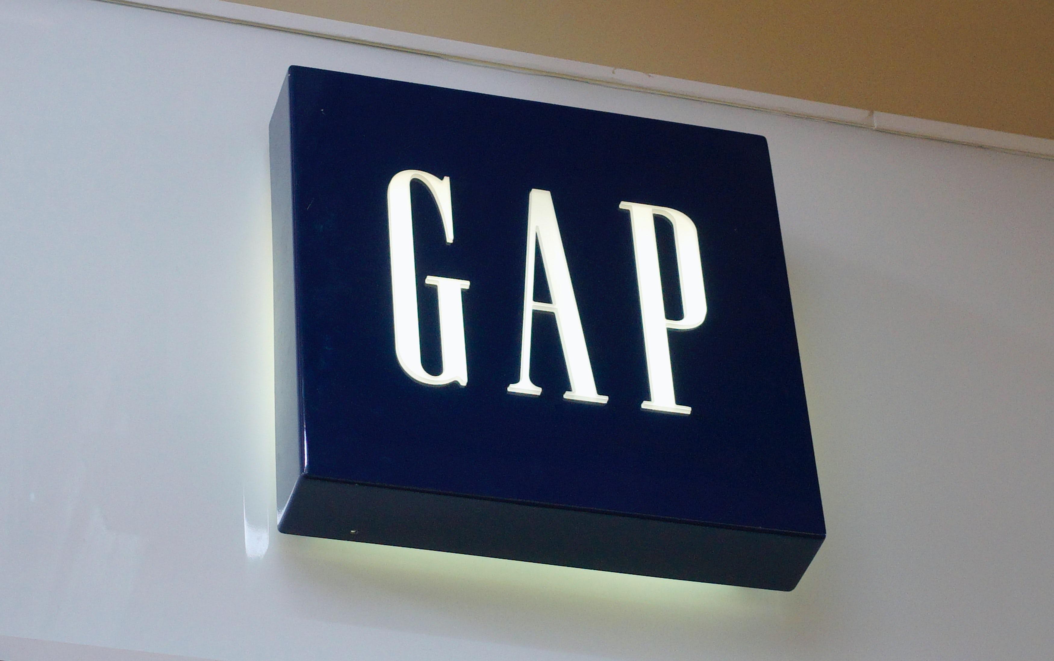 The Gap | Source: Reuters