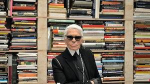 Karl Lagerfeld | Source: Associated Press
