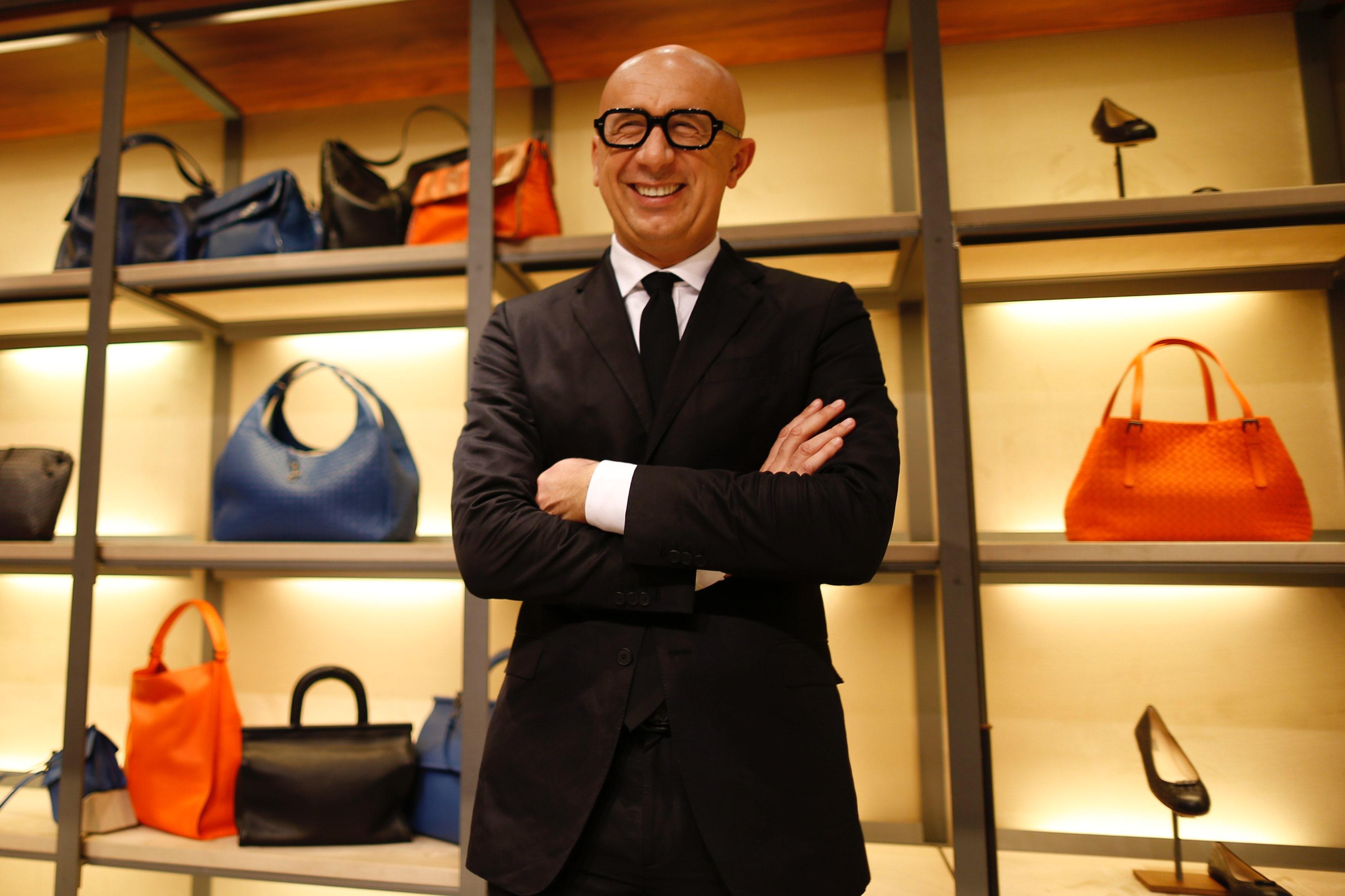 Bottega Veneta CEO Marco Bizzarri   Source: Reuters