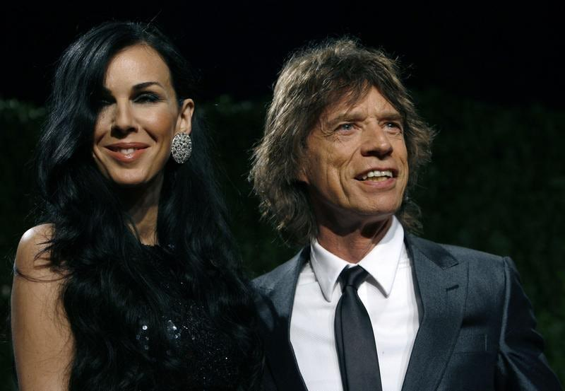 Jagger and Family Remember L'Wren Scott at Los Angeles Funeral