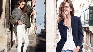 Madewell by J.Crew starring Erin Wasson | Source: Madewell