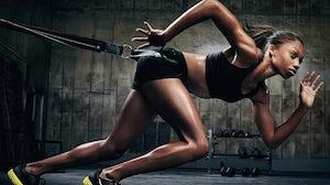 Allyson Felix for Nike | Source: Nike