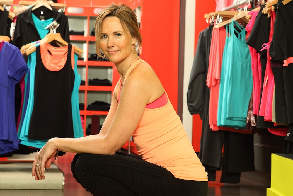 Tamara Hill-Norton of Sweaty Betty on Seizing the Opportunity in Activewear