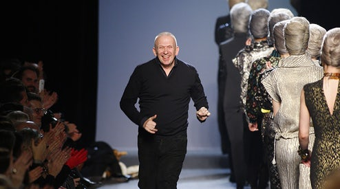 Jean Paul Gaultier Fashion Incarnate Opinion Colins Column Bof