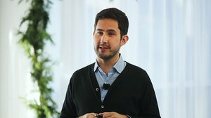 Kevin Systrom of Instagram | Source: Getty