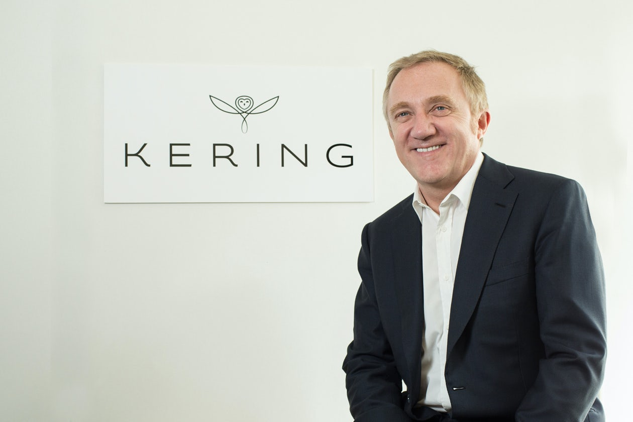 Article cover of Kering Wants to Be the 'Most Influential Group in the Luxury Universe.' What Does That Mean?