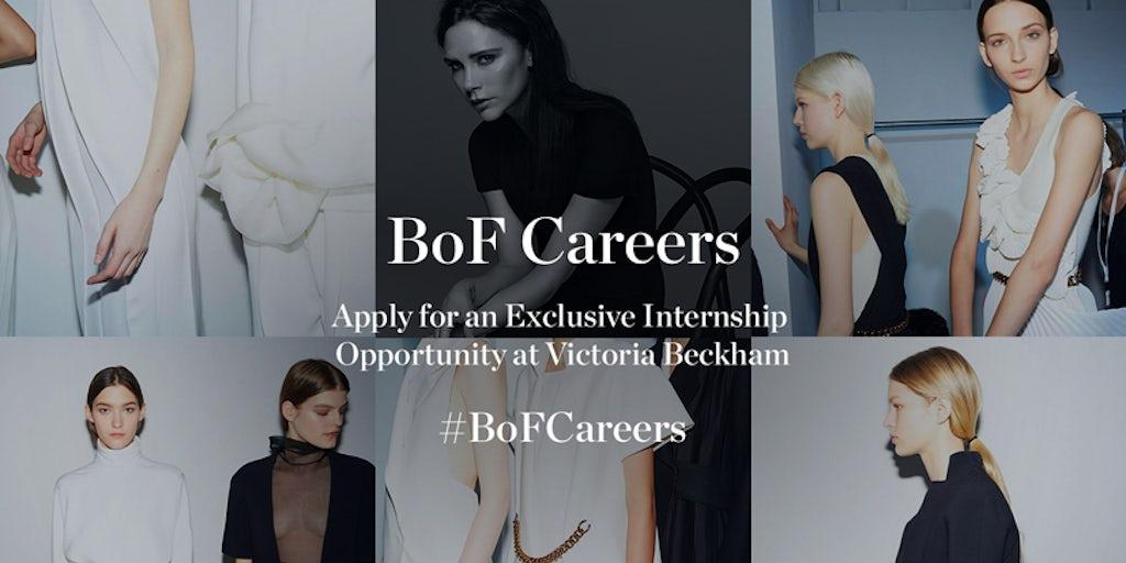 #BoFCareers | Apply For a Digital Marketing Internship at Victoria Beckham