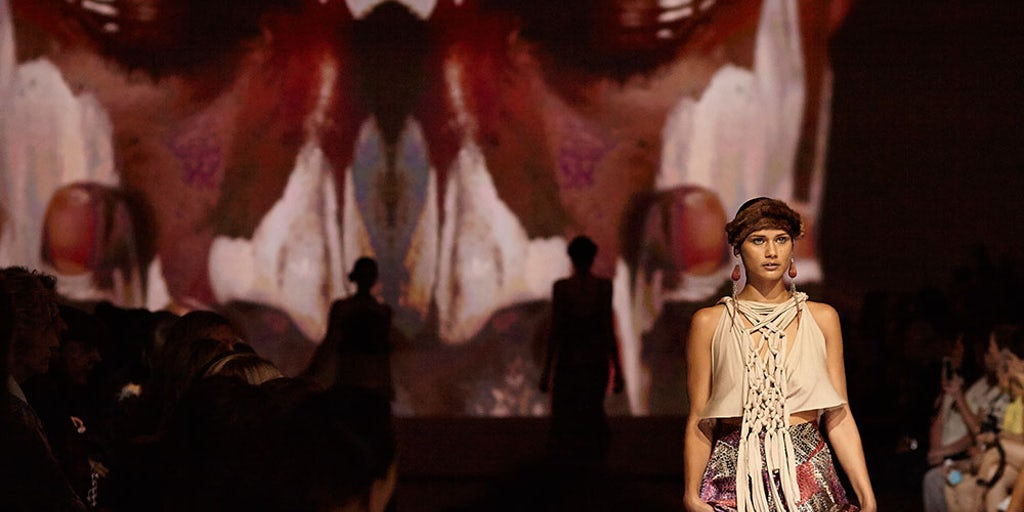 As Industry Craves Authenticity Aboriginal Fashion Week Takes Flight Global Currents Bof