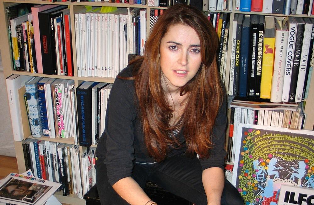 Role Call   Becky Smith, Creative Director